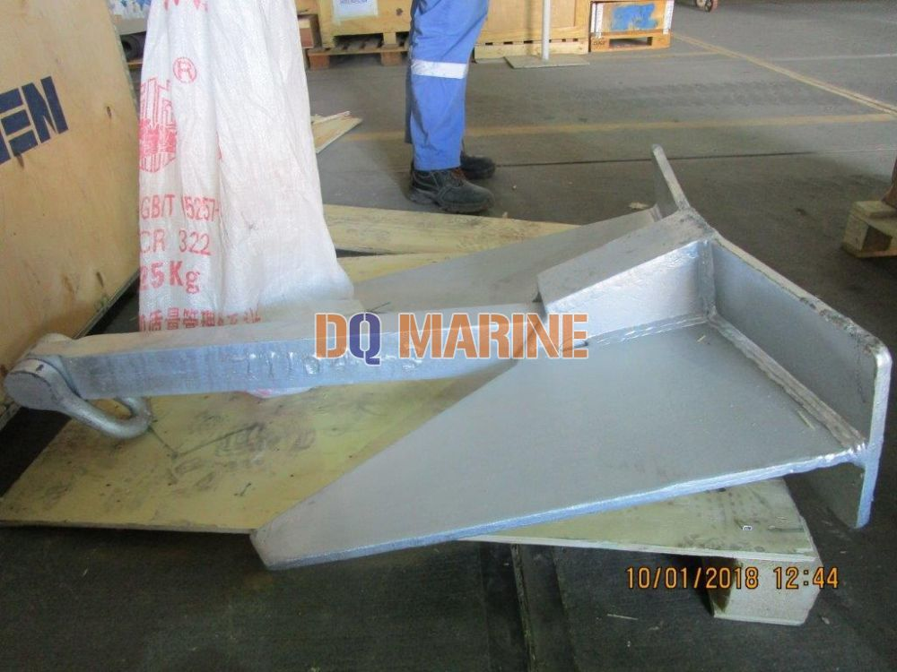 120KG Hot Dip Galvanized POOL TW Anchor