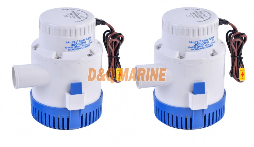 Non-Automatic Bilge Submersible Pump