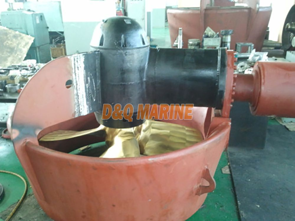 132 KW Bow Thruster