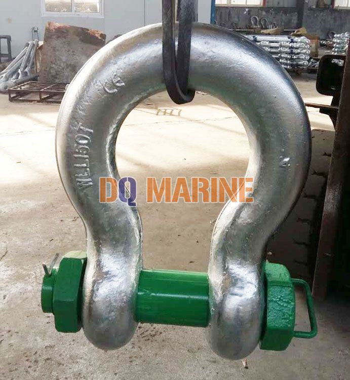 150T G2130 Bow Shackle