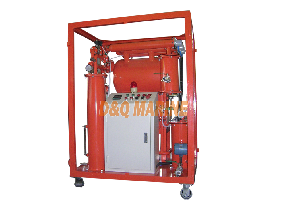 ZY Series High Efficient Vacuum Oil Purifier