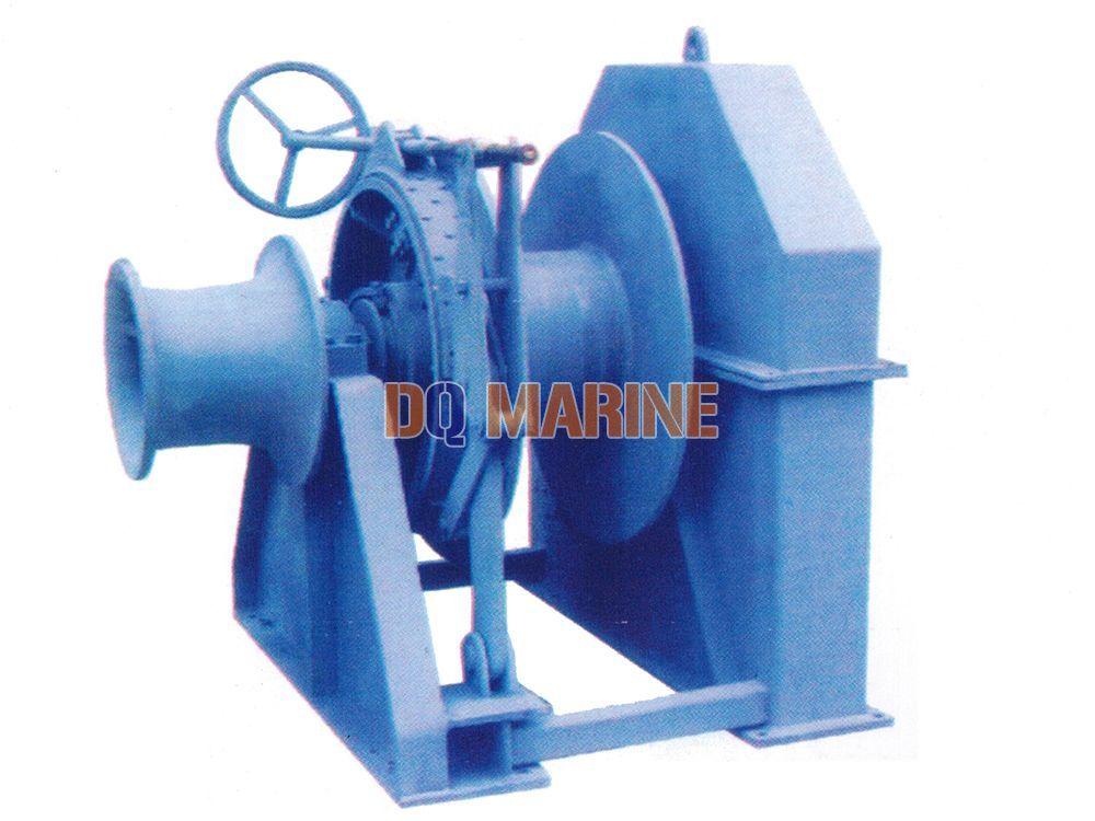 20T Hydraulic Mooring Winch