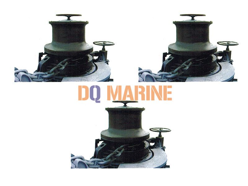 24mm Electric anchor capstan
