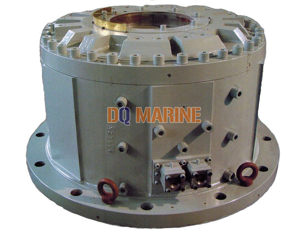 800Kn.m rotary vane hydraulic steering gear