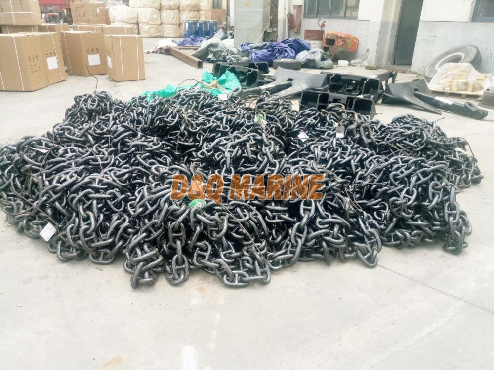 25mm Stud Link Anchor Chain