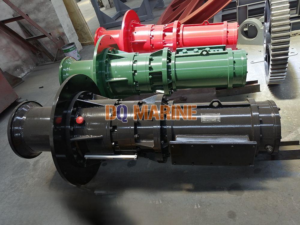 2T Electric capstan