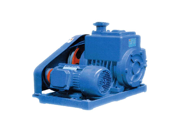 2X Series Double Stage Spiral Slice Vacuum Pump