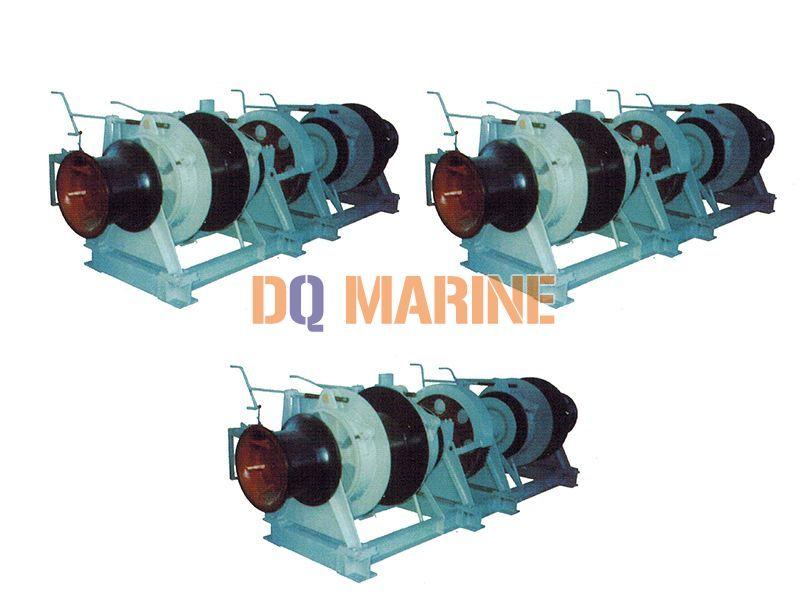 32mm Two-chain lifter hydraulic combined windlass