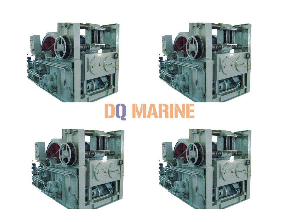 350KN Hydraulic Winch