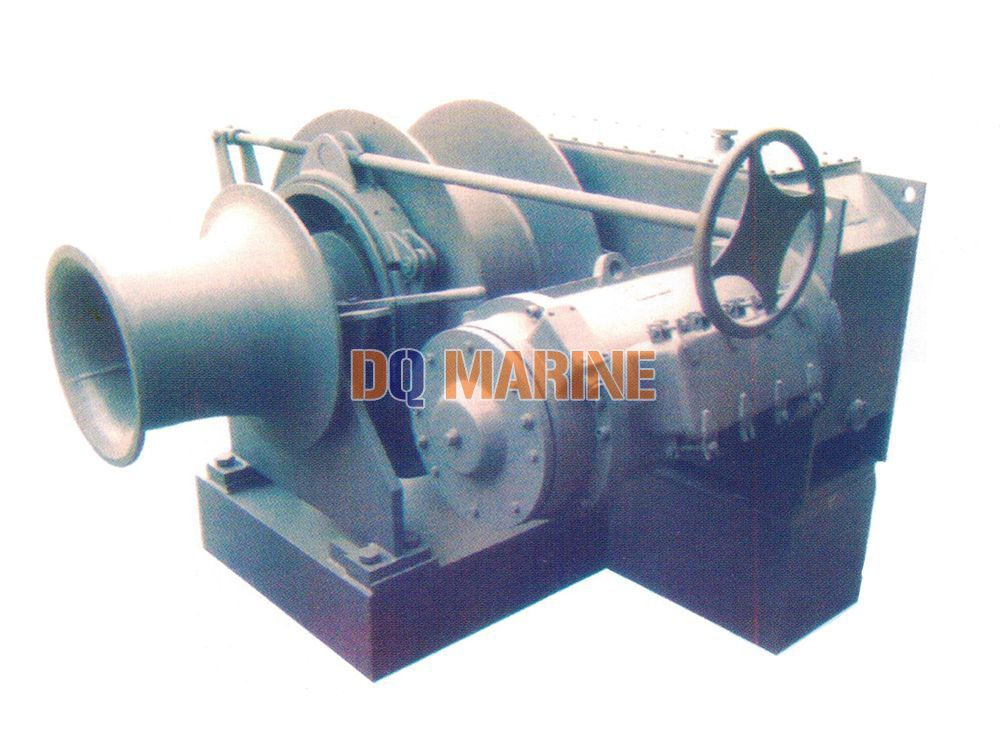 35T Electric Mooring WInch