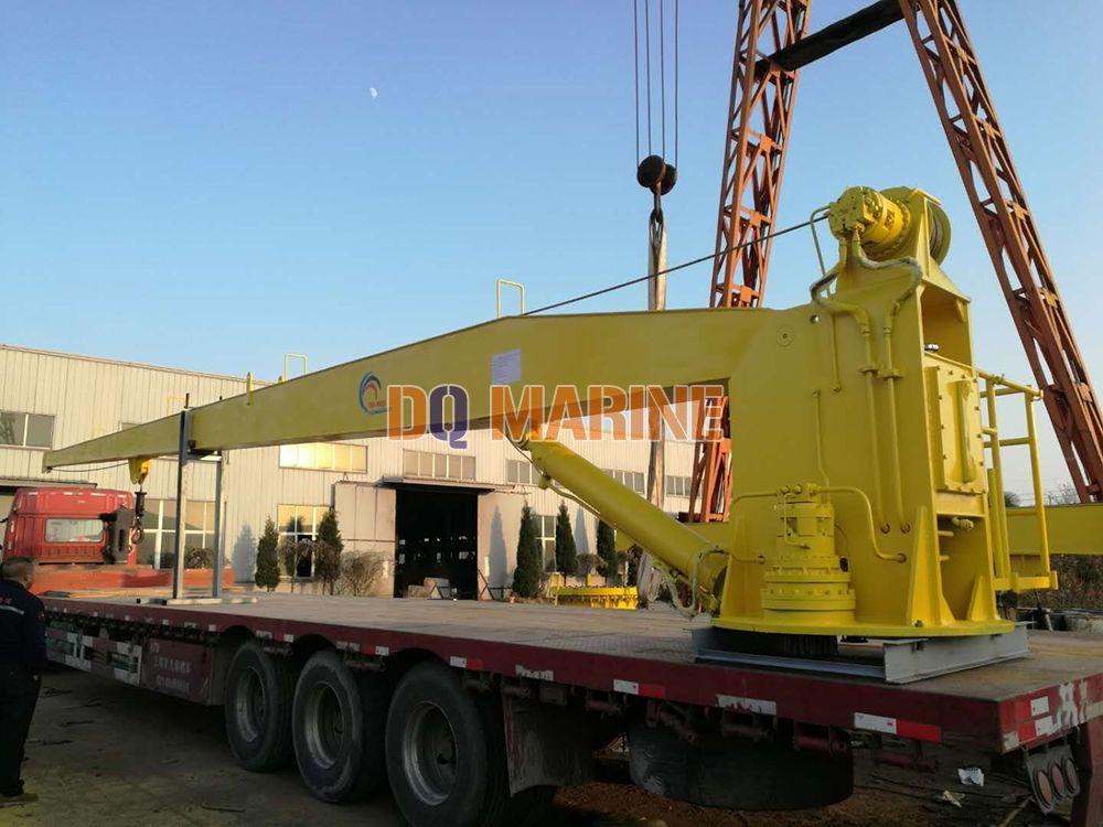 3T Hydraulic Crane