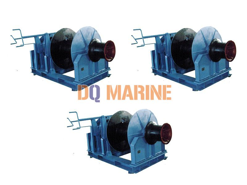 400KN Electric Ship-shifting Winch