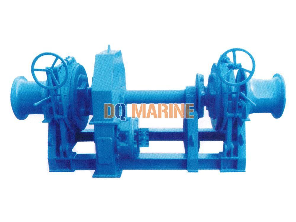 40mm Double Anchor Sprocket Hydraulic Windlass