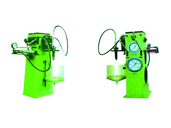 430 Type Fuel injector testbed test bench