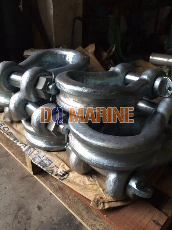55Ton Wide Body Bow Shackle