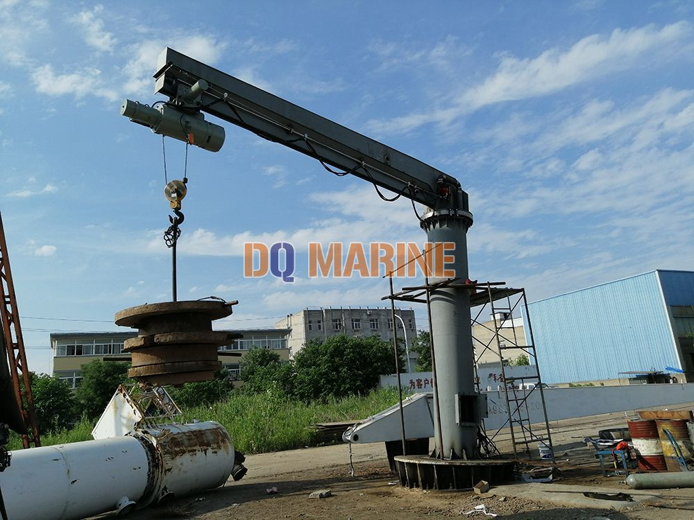 5T Electric hoist crane