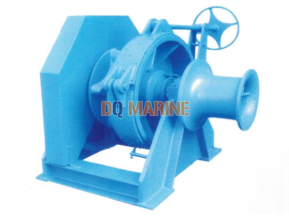 60mm Hydraulic Anchor Winch