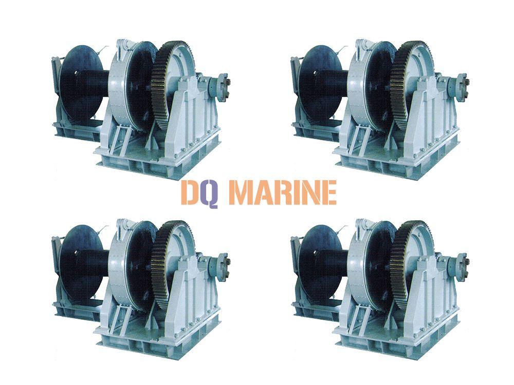 Φ70 single hydraulic combined windlass