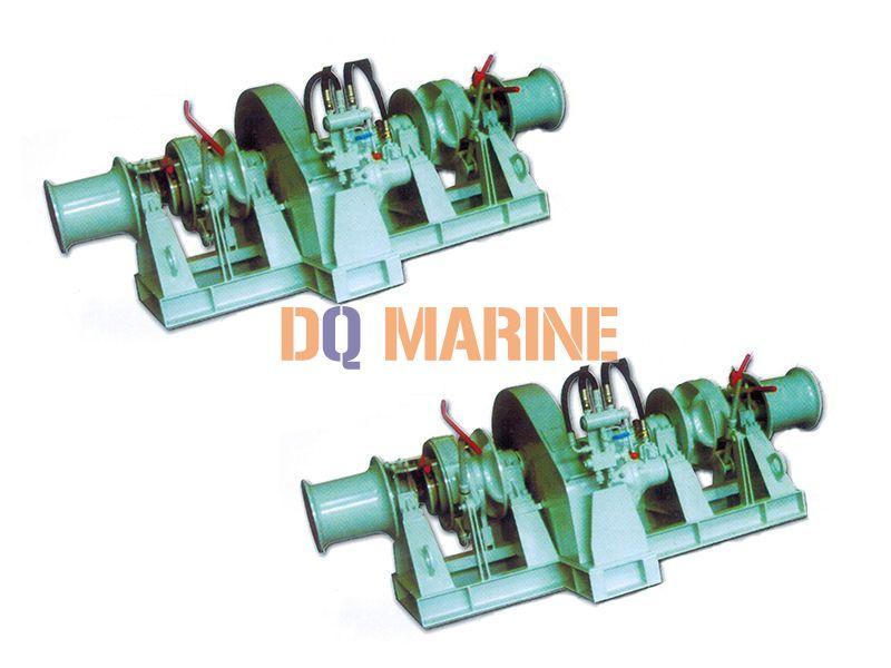 70mm Hydraulic Anchor Windlass