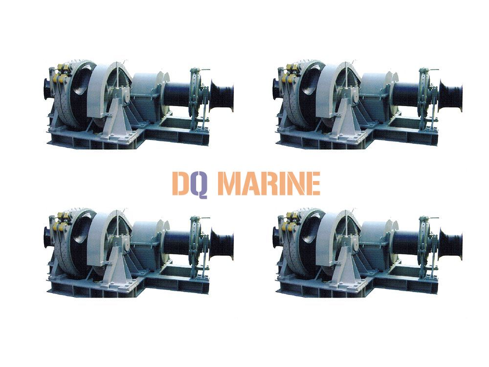 70mm Two-axis electric combinded windlass