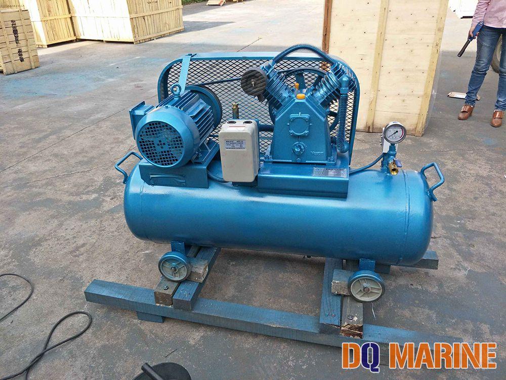 Air Cooled Single Row Marine Air Compressor CVF-10/10