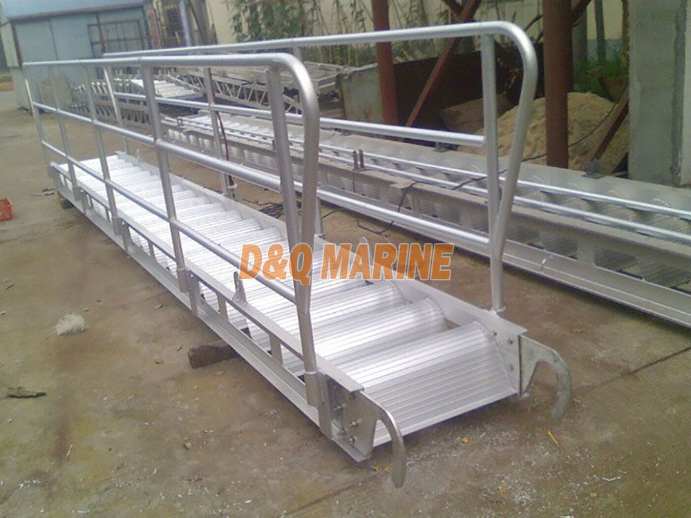 Aluminium Alloy Accommodation Ladder