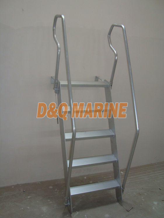 Aluminium Alloy Bulwark Ladder