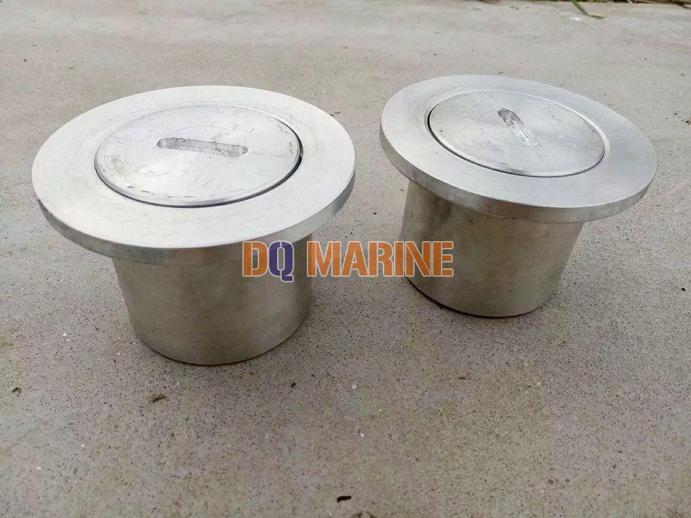 Aluminum Sounding Pipe Plug