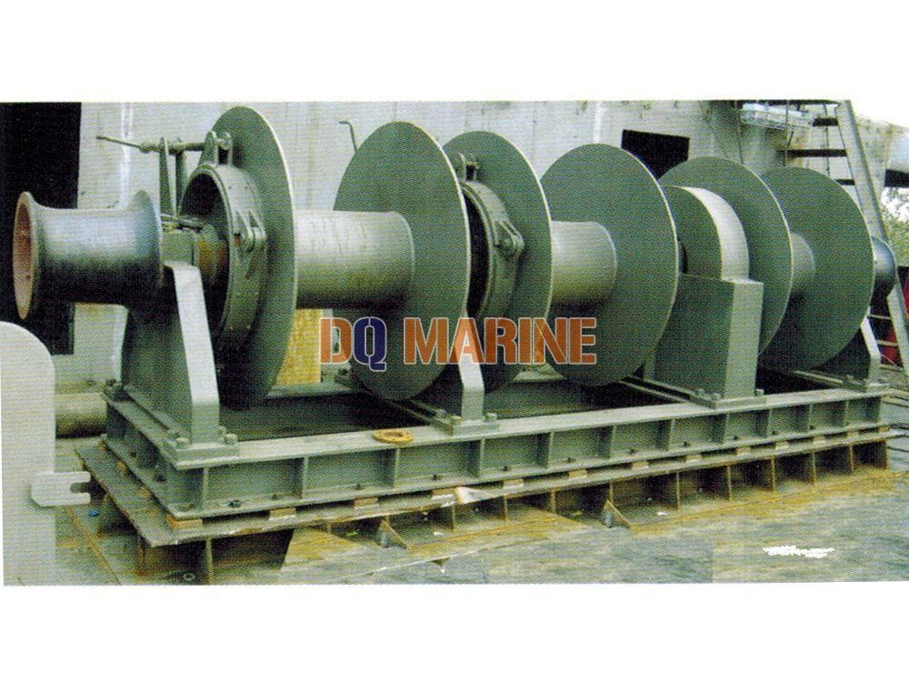 92Kn Hydraulic Anchor Windlass