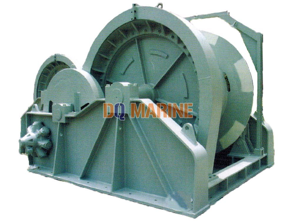 50mm Hydraulic Combined Windlass