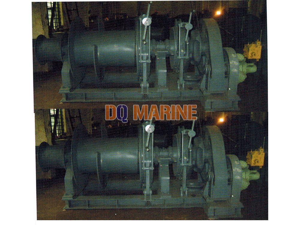 40mm Hydraulic Combined Windlass