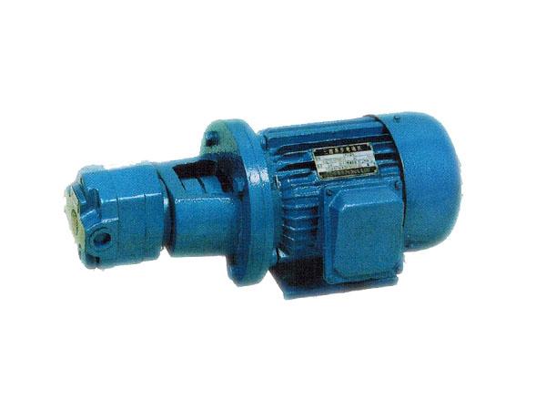 BBG Series Inner Clutch Cycloid Gear Pump