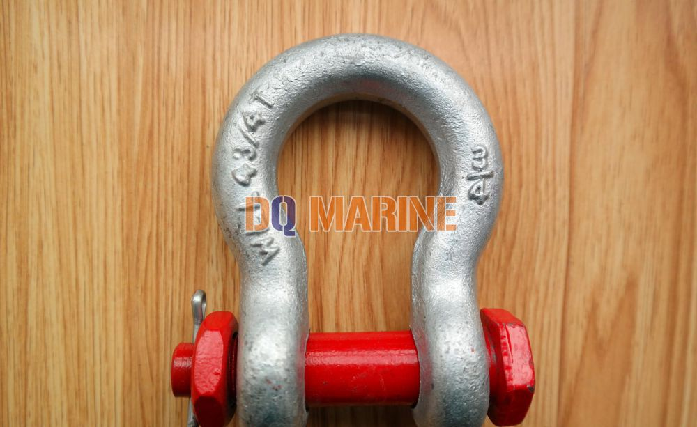 Bolt Type Anchor Or Chain Shackles