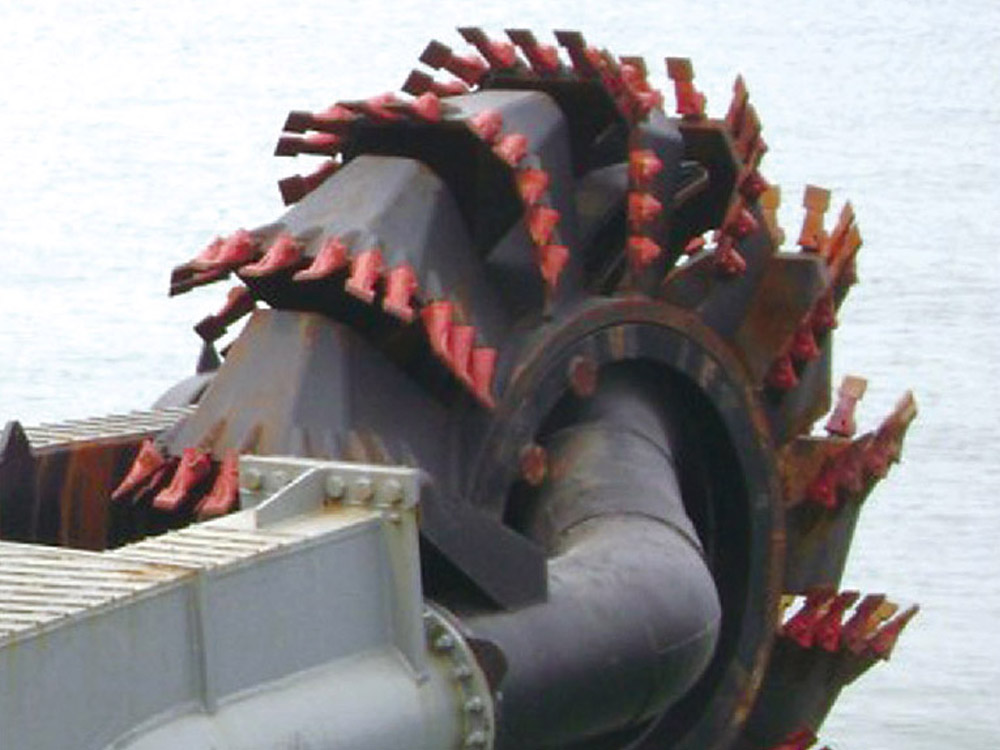 Bucket Wheel Products