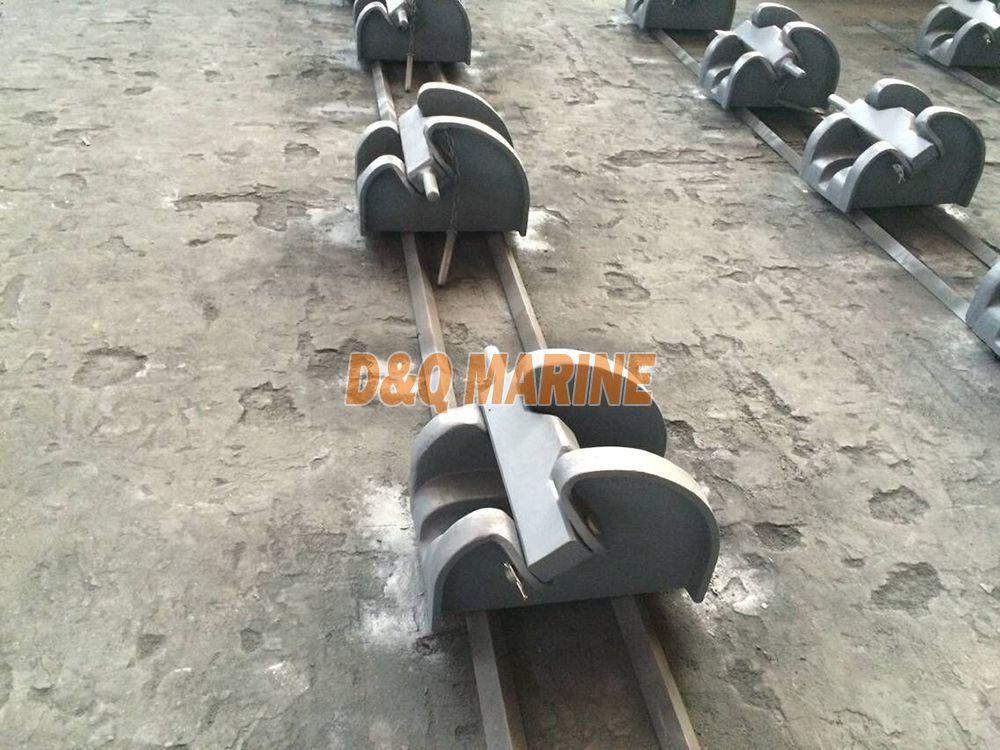 CB286-84 Lever Chain Stopper