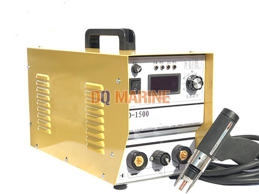 CD-1500 Capacitive Storage Stud Welding Machine