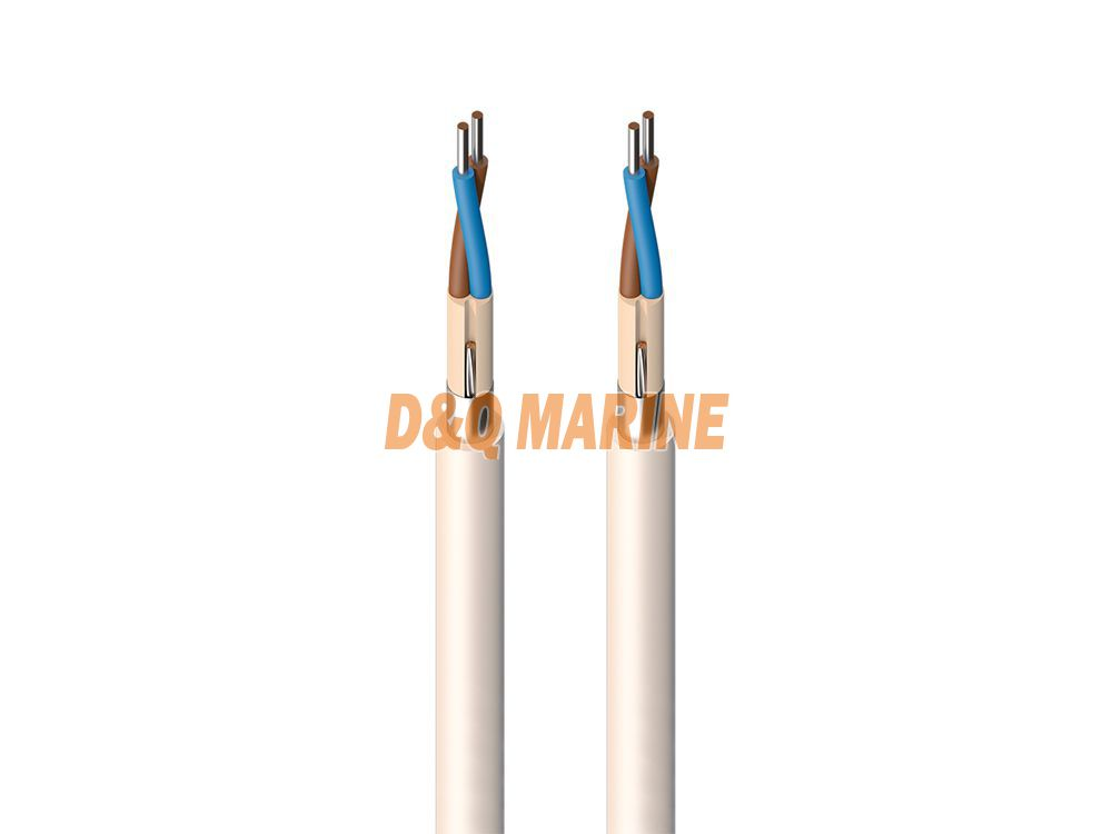 CHE82 DA EPR insulated shipboard symmetrical communication cable