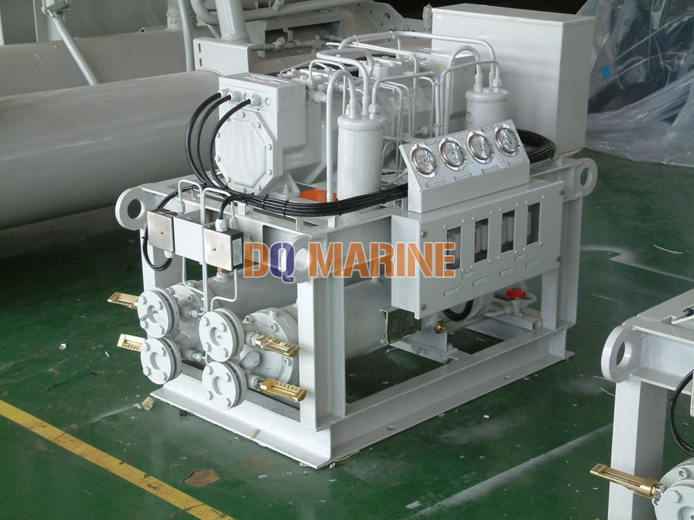 CJKR-105 Marine Packaged Air Conditioning Unit