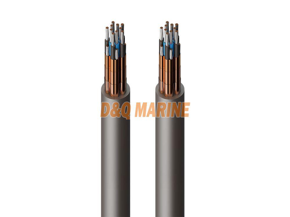CKEF82 DA 250V Shipboard control cables