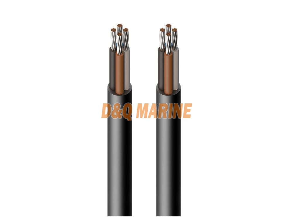 CKJP86 SC Halogen-free Low-smoke XLPE control cable