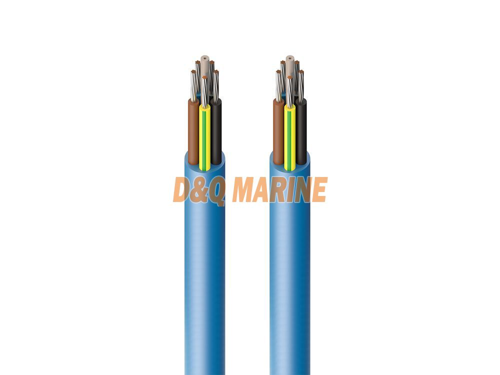 CKJPF NSC Halogen free XLPE insulated shipboard control cable
