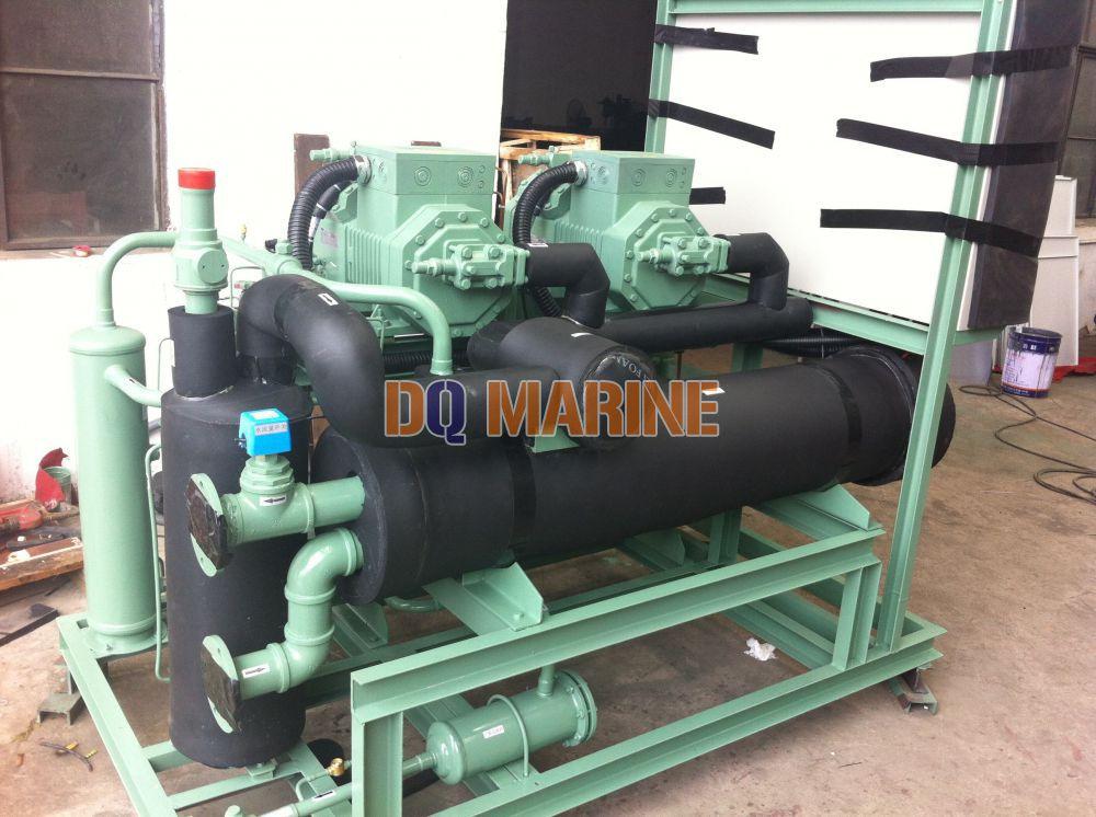 CLN-70K Marine Open Type Compressed Condensing Unit