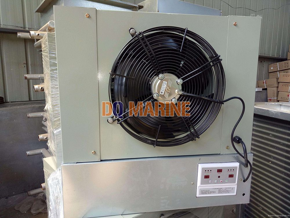 CNF/D Marine Electric Heating Air Fan Unit