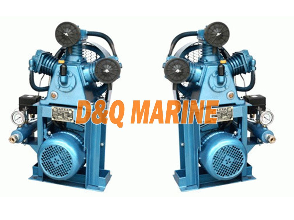 CWF-10/1 Marine low pressure air compressor