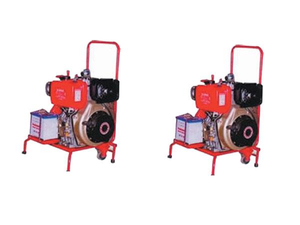 CWY Marine horizontal emergency fire pump