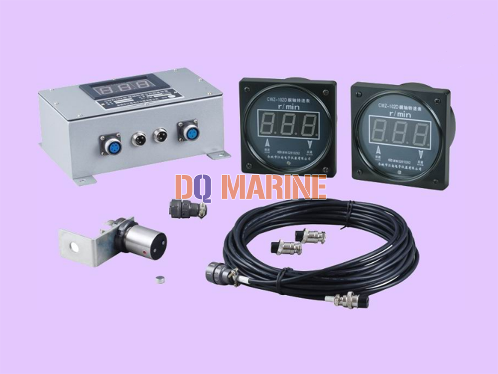 CWZ-102 Stern Shaft Speed Direction Measuring System