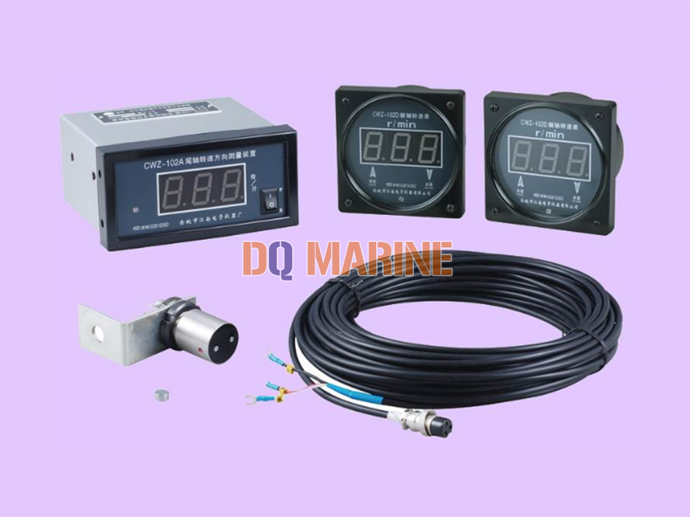 CWZ-102A Stern Shaft Speed Direction Measuring System
