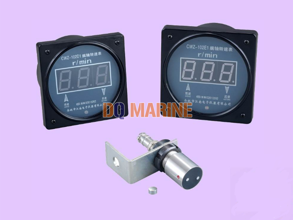 CWZ-102D1 Stern Shaft Speed Measuring System