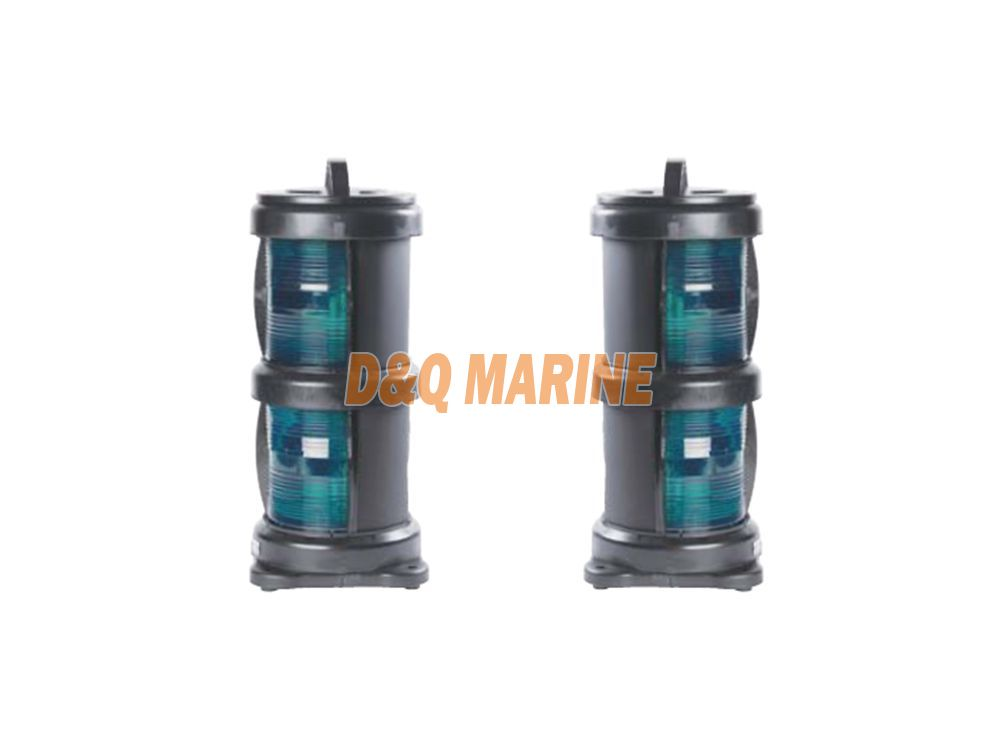 CXH-101P Full-plastic Double-deck Navigation Signal Light