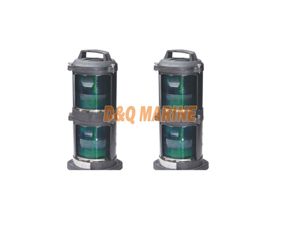 CXH-10P Full-plastic Double-deck Navigation Signal Light